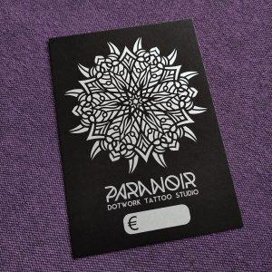 Paranoir Cadeaubon